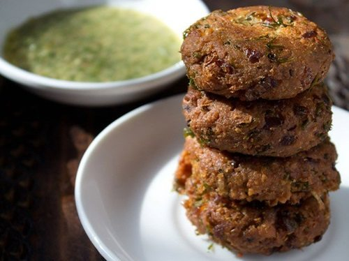 falafel recipe with chickpeas