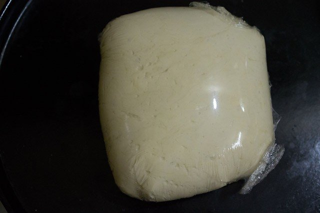 bread base to make vegetable pizza recipe