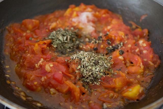 sauce for making veggie pizza recipe