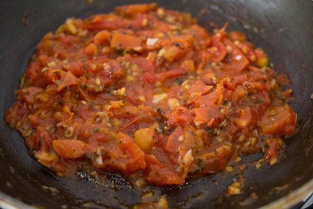 sauce for veggie pizza recipe