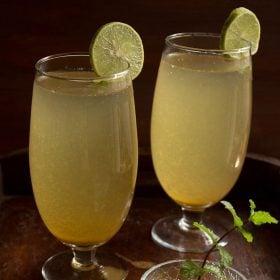 shikanji recipe, indian lemonade recipe