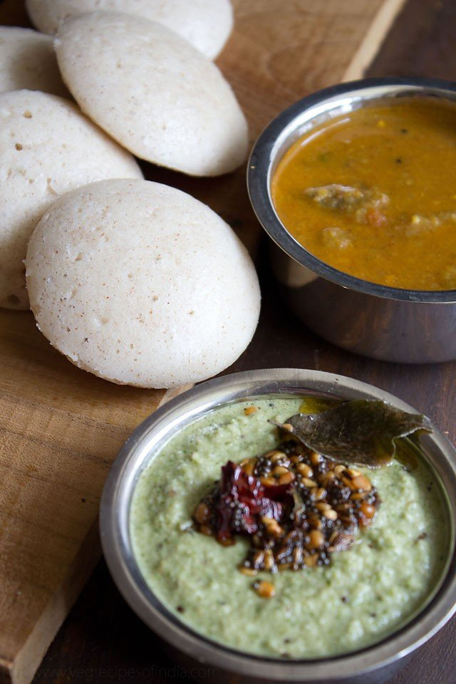 idli recipe, how to make idli batter for soft idli | idli ...