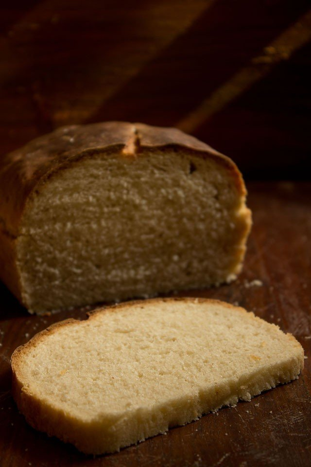 white bread recipe, how to make white bread | eggless white bread