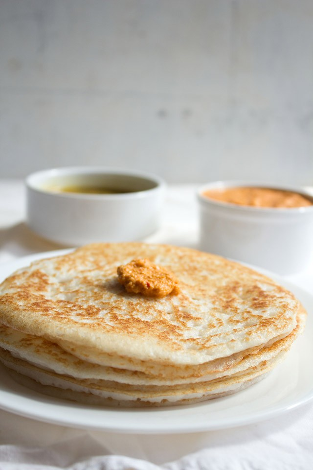 poha dosa or atukula dosa recipe, how to make poha dosa recipe