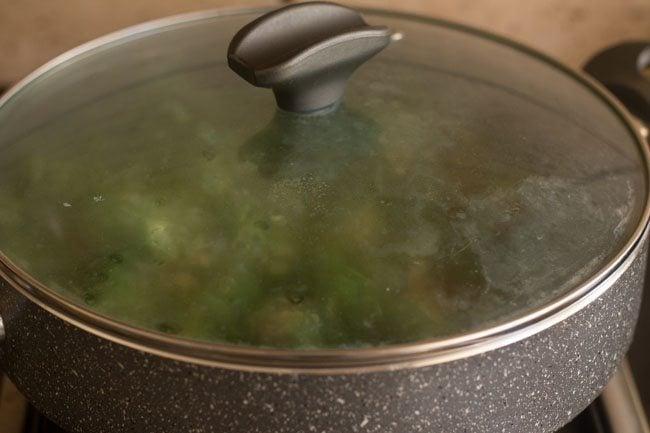 making bhindi bhaji recipe