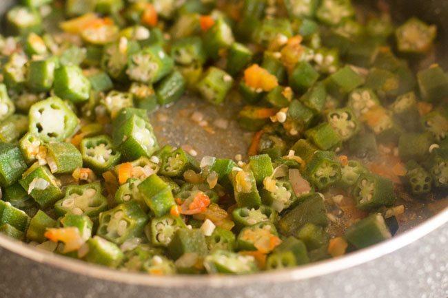 goan bhindi sabji recipe