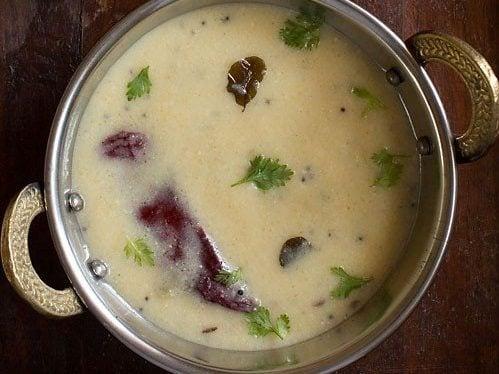 Gujarati kadhi recipe