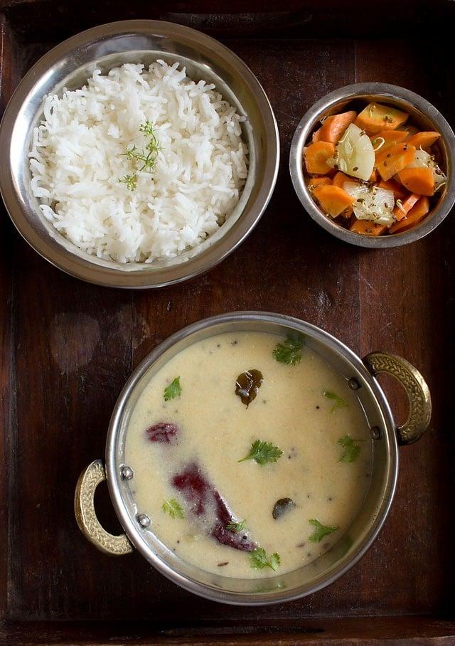 easy Gujarati kadhi