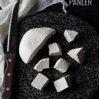 how to make paneer | method to make soft paneer at home