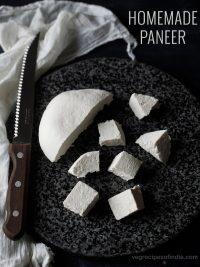 how to make paneer | method to make soft paneer at home
