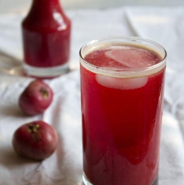 kokum juice recipe, kokum sherbet recipe