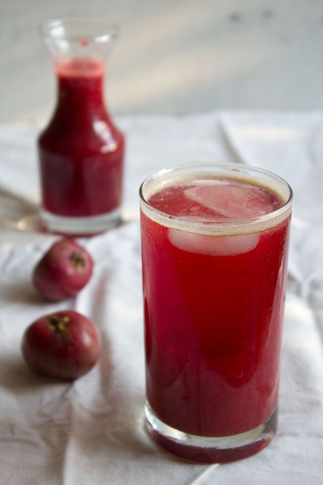 kokum sherbet or kokum juice recipe, how to make kokum sherbet recipe