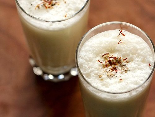 sweet punjabi lassi recipe