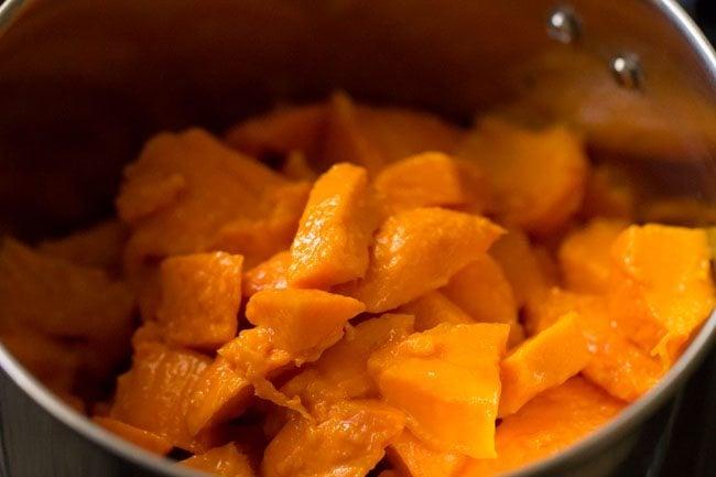 mango mousse recipe