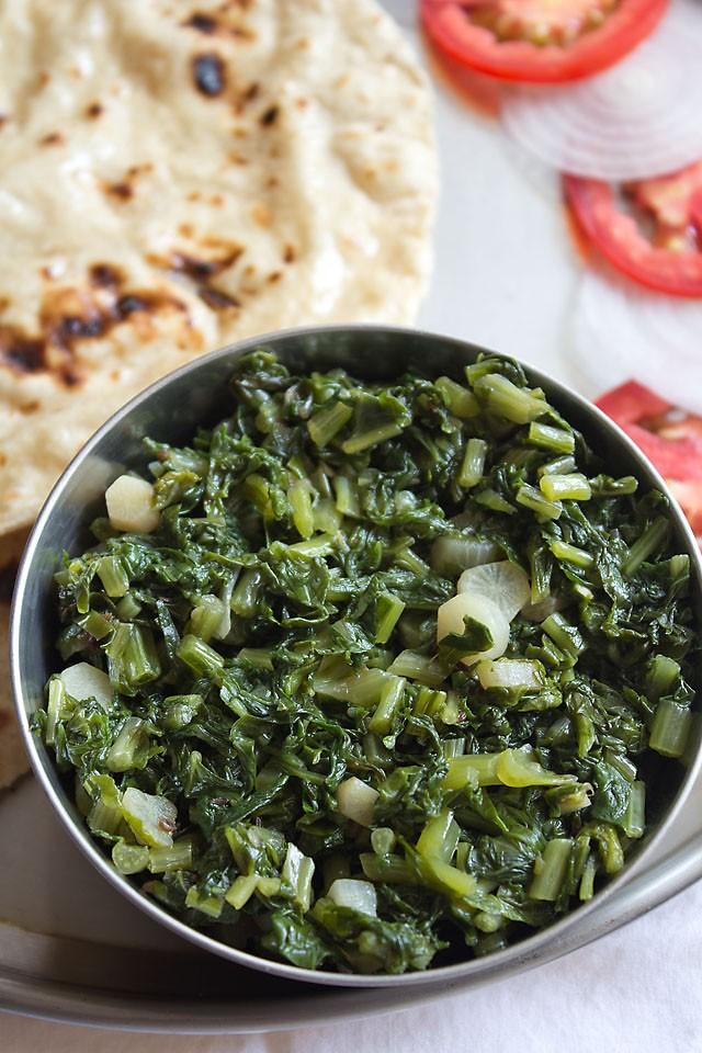 mooli bhurji recipe