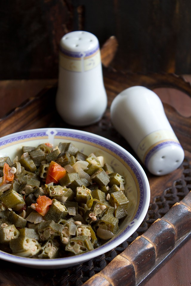 bhindi bhaji recipe, bhindi sabzi recipe
