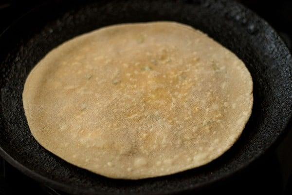 cooking - paneer paratha recipe