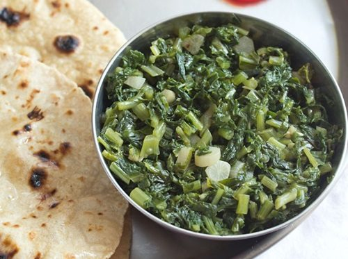 mooli ki bhurji recipe