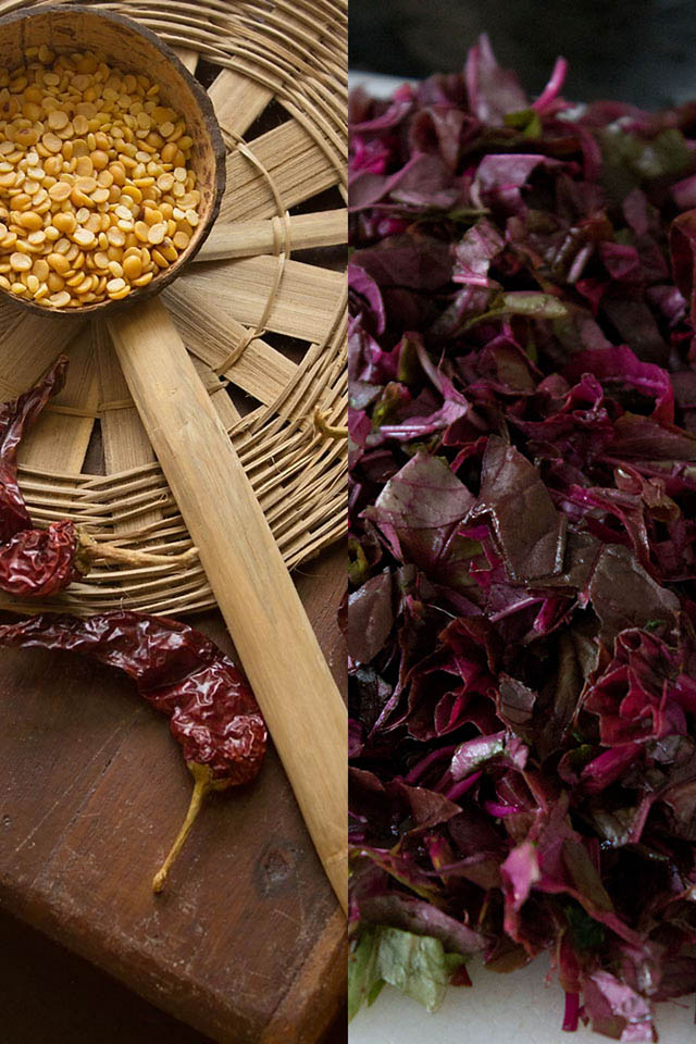 red-amaranth-dals