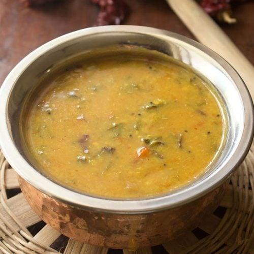 amaranth sambar