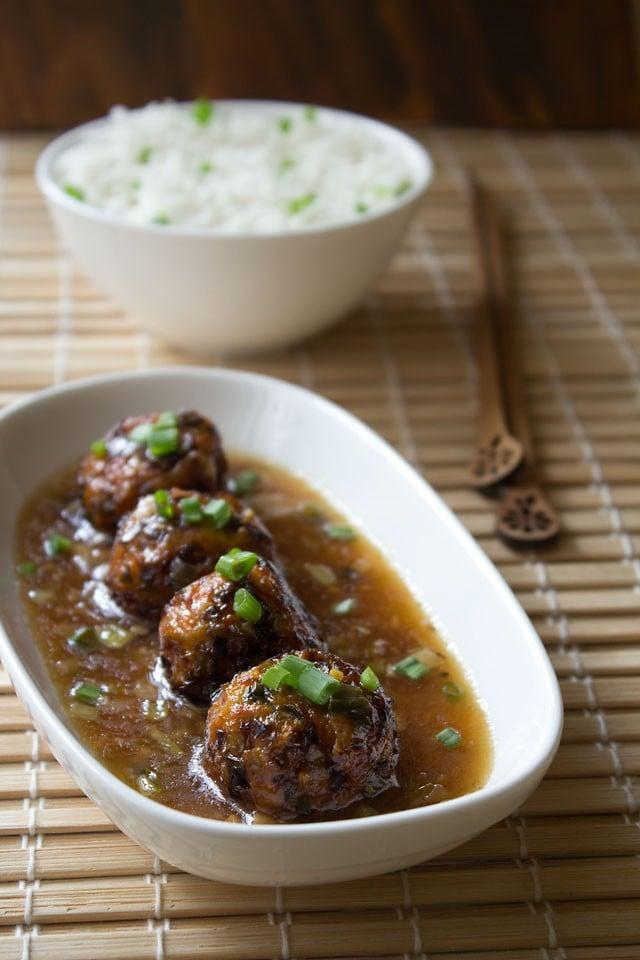veg manchurian recipe, how to make vegetable manchurian recipe