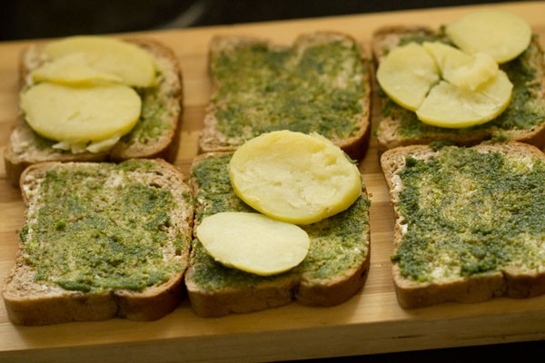potatoes for bombay veg toast sandwich recipe