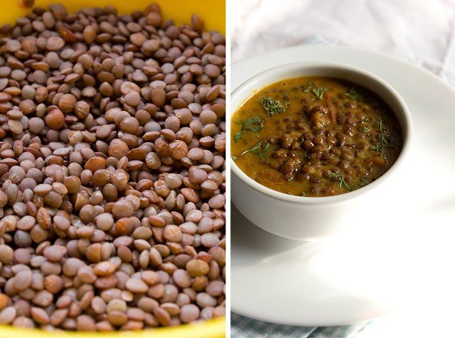 whole masoor dal