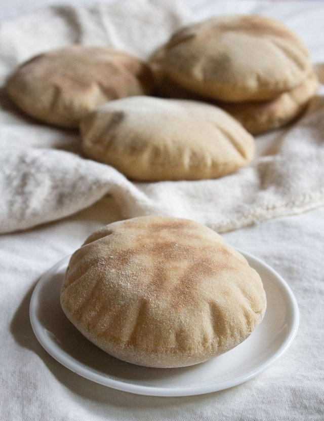 pita bread, pita bread recipe