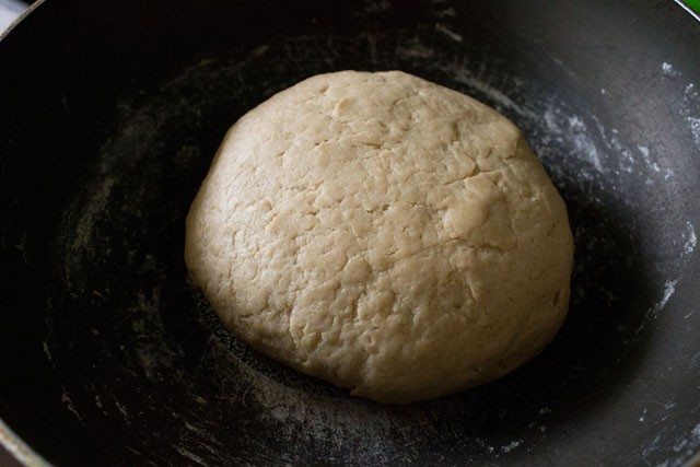 dough for pita bread