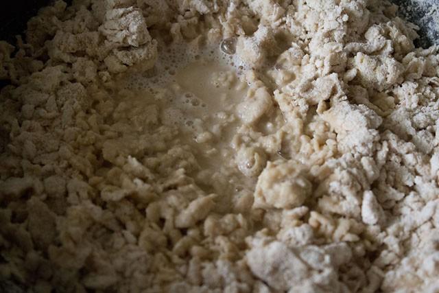add yeast to bread flour
