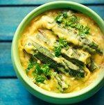 shahi bhindi recipe for Iftar