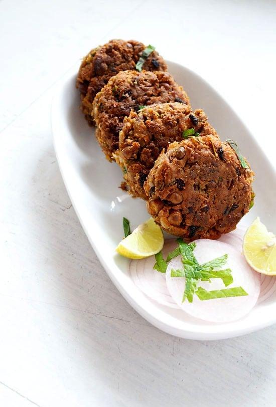 veg shammi kabab recipe, how to make veg shammi kabab recipe