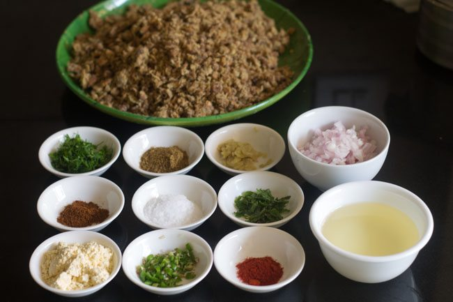 veg shammi kabab recipe