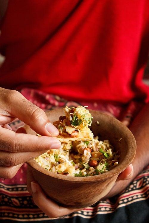 puffed rice for bhel puri recipe