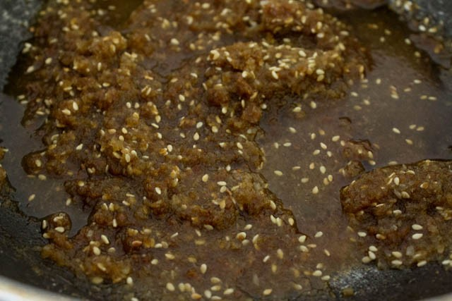 water for fried modak recipe