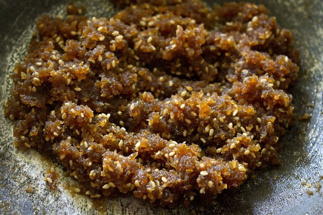 mixture to make fried modak recipe