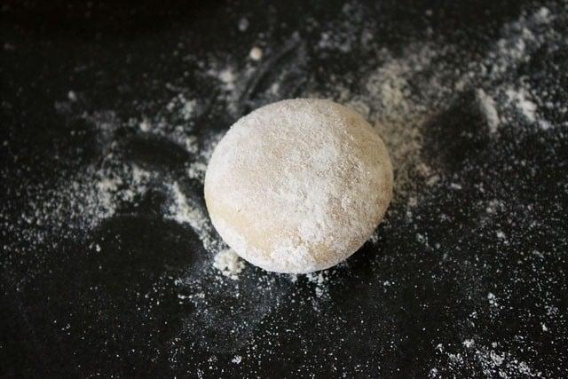 dough for fried modak recipe