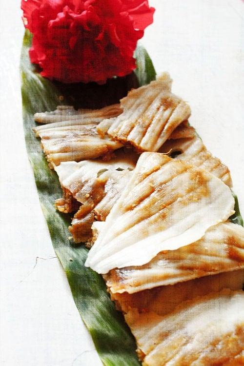 patholi goan recipe