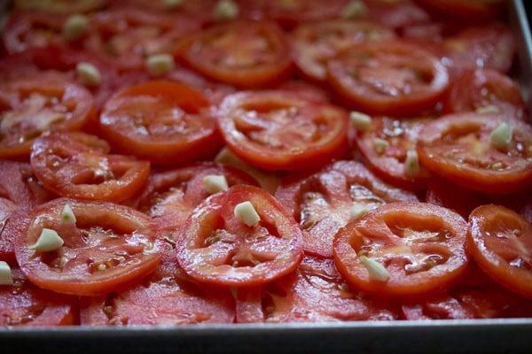 making roasted tomato soup recipe