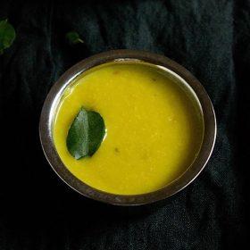 varan bhaat recipe, goan style varan bhaat recipe