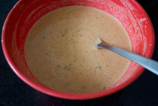 making aloo 65 potato 65 recipe recipe