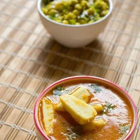arbi curry, arbi masala