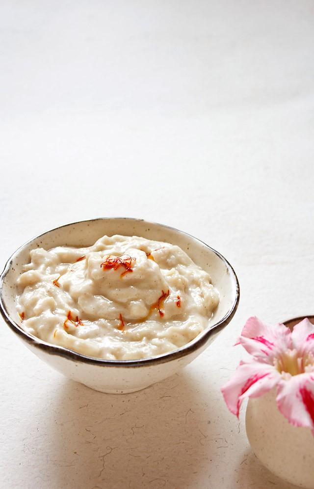 custard apple cream recipe