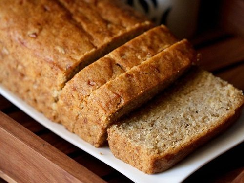 White Forest Cake Recipe In Pressure Cooker: Banana Bread, Vegan Banana Bread Recipe
