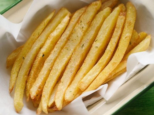 french fries recipe, how to ma...