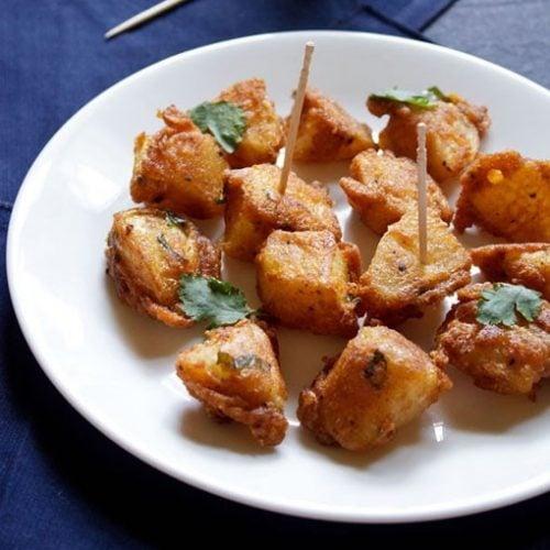 aloo 65 recipe, potato 65 recipe