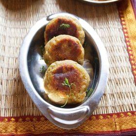 sweet potato tikki recipe, shakarkandi tikki recipe
