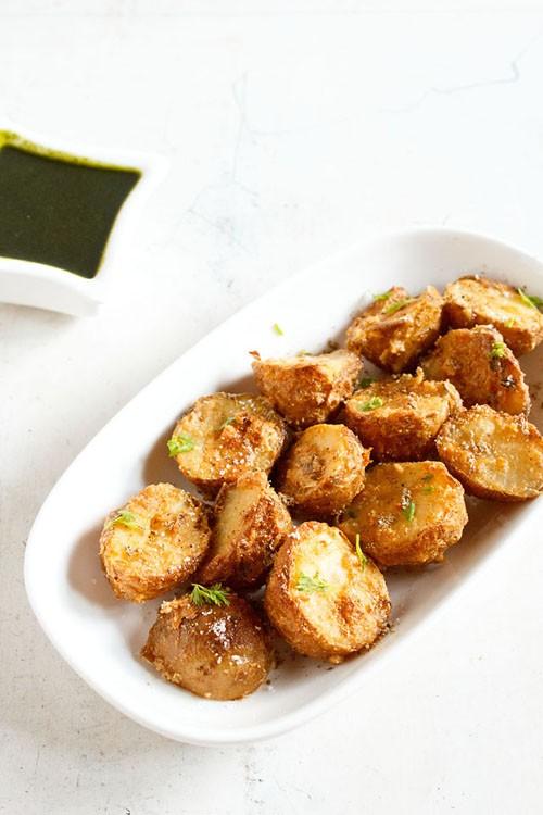 Image result for tandoori aloo tikka recipe