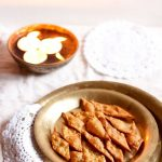 namak pare recipe, how to make namak pare | namak para recipe