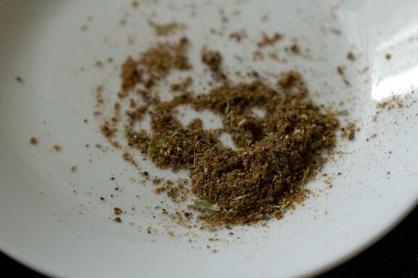 powder for veg biryani recipe restaurant style